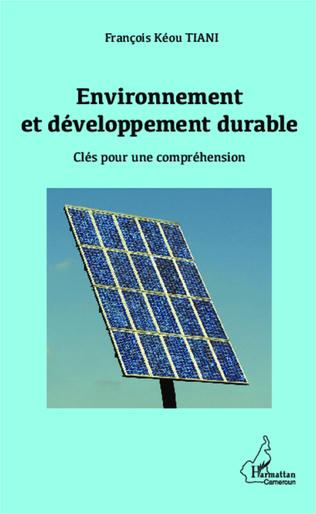 Couverture Environnement et développement durable