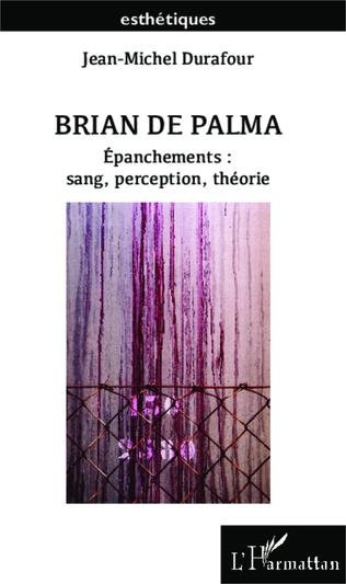 Couverture Brian De Palma