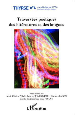Couverture Traversées poétiques des littératures et des langues