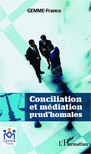 Couverture Conciliation et médiation prud'homales