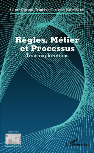 Couverture Règles, Métier et Processus