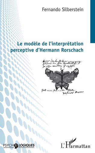 Couverture Le modèle de l'interprétation perceptive d'Hermann Rorschach