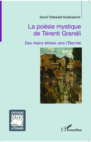 Couverture La poésie mystique de Térenti Granéli