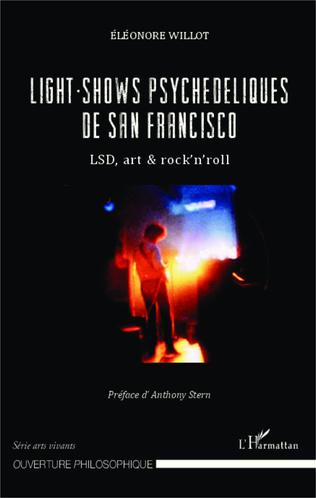 Couverture Light-shows psychédéliques de San Francisco