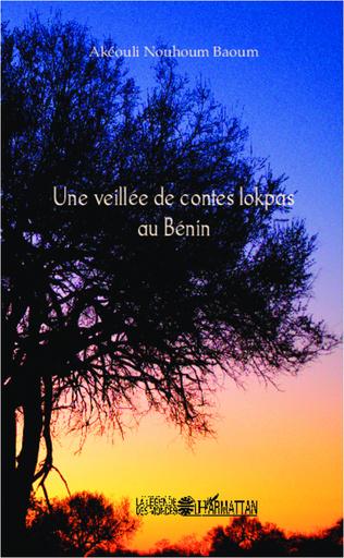 Couverture Une veillée de contes lokpas au Bénin