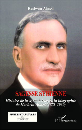 Couverture Sagesse Syrienne