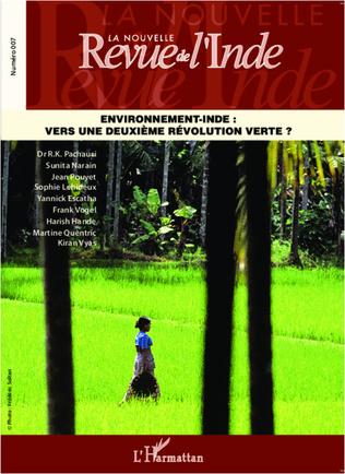 Couverture Environnement-Inde : vers une deuxième révolution verte ?