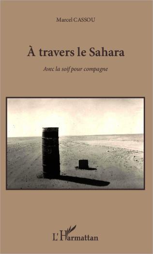Couverture A travers le Sahara