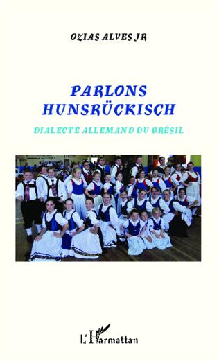 Couverture Parlons Hunsrückisch