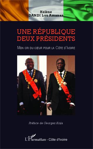 Couverture Une république deux présidents