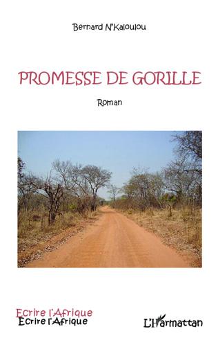 Couverture Promesse de gorille