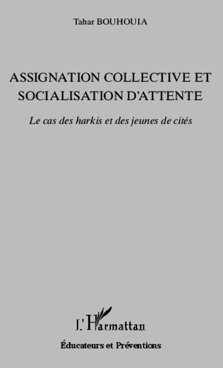 Couverture Assignation collective et socialisation d'attente