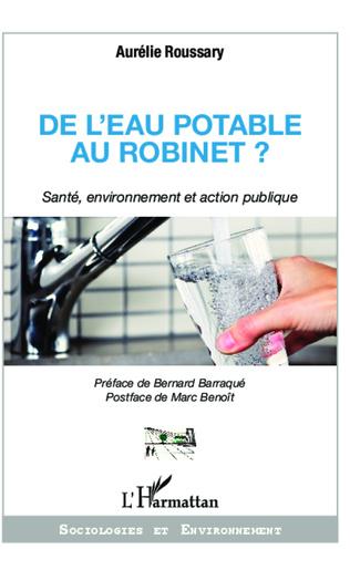 Couverture De l'eau potable au robinet ?