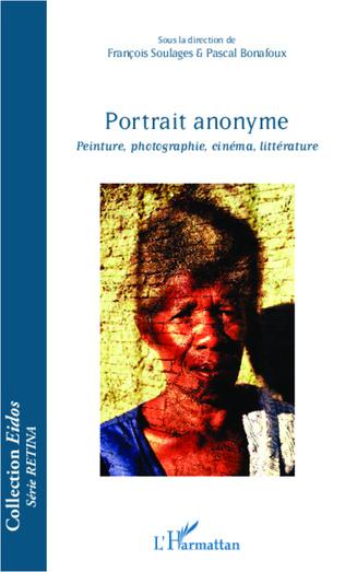 Couverture Portrait anonyme
