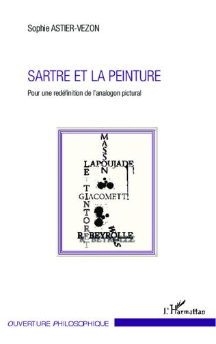 Couverture Sartre et la peinture