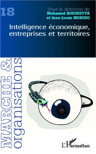 Couverture Intelligence économique, entreprises et territoires