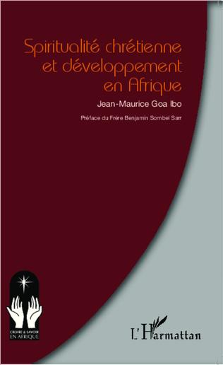 Couverture Spiritualité chrétienne et développement en Afrique
