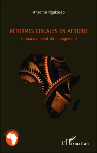 Couverture Réformes fiscales en Afrique