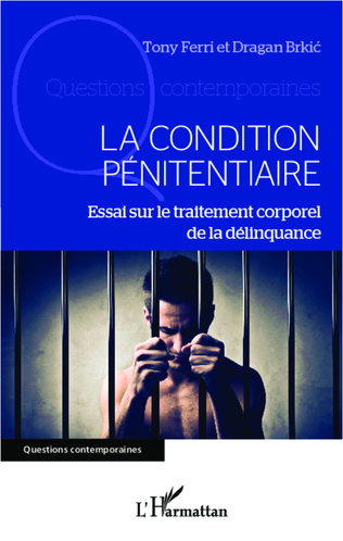 Couverture La condition pénitentiaire