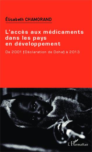 Couverture L'accès aux médicaments dans les pays en développement