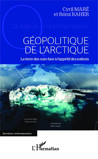Couverture Géopolitique de l'arctique