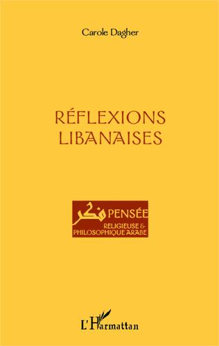 Couverture Réflexions libanaises