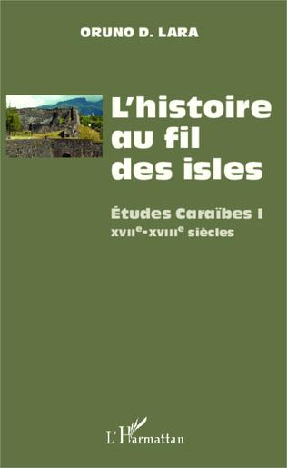 Couverture L'histoire au fil des isles