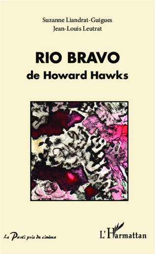 Couverture Rio Bravo de Howard Hawks