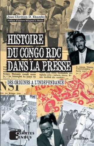 Couverture Histoire du Congo RDC dans la presse