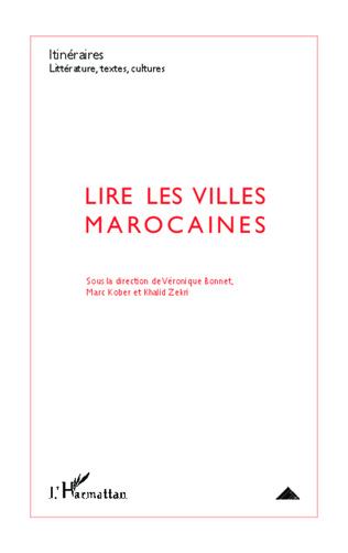 Couverture Lire les villes marocaines
