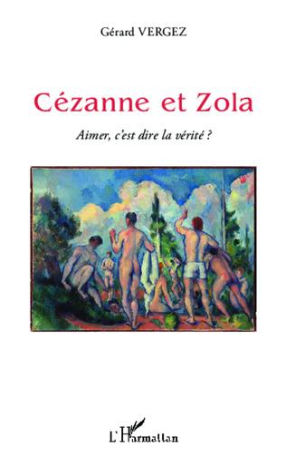 Couverture Cézanne et Zola