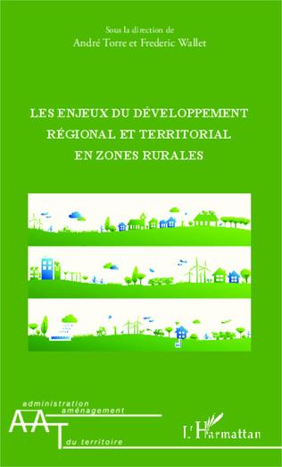 Couverture Les enjeux du développement régional et territorial