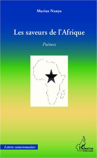 Couverture Les saveurs de l'Afrique