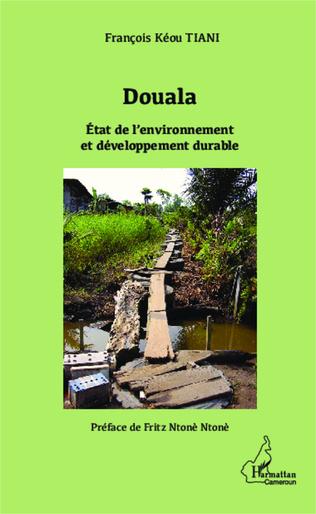 Couverture Douala Etat de l'environnement et développement durable