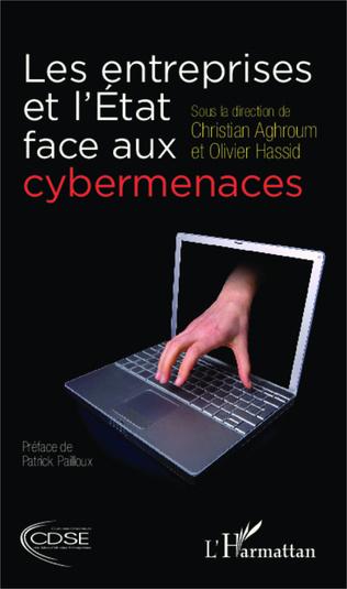 Couverture Les entreprises et l'État face aux cybermenaces