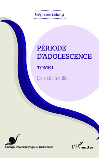 Couverture Période d'adolescence (Tome 1)
