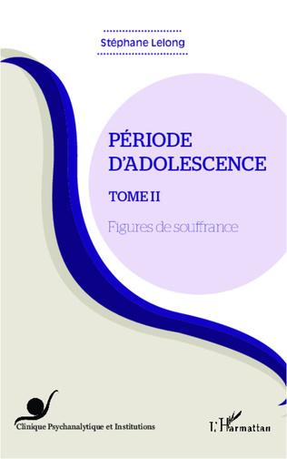 Couverture Période d'adolescence (Tome 2)