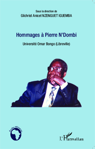 Couverture Hommages à Pierre N'Dombi