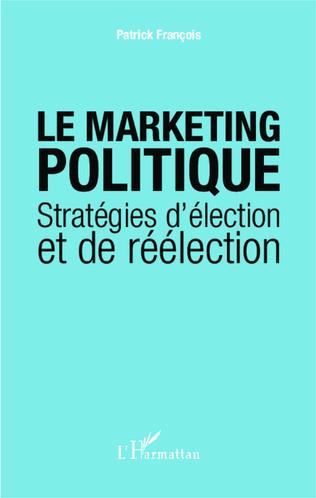 Couverture Le marketing politique