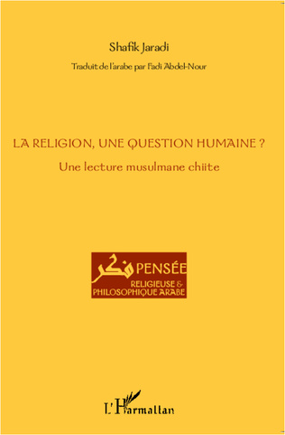 Couverture La religion, une question humaine ?