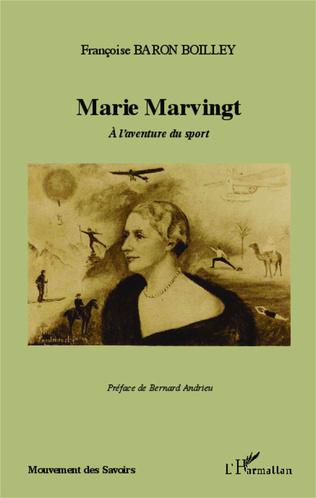 Couverture Marie Marvingt