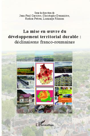 Couverture La mise en oeuvre du développement territorial durable :