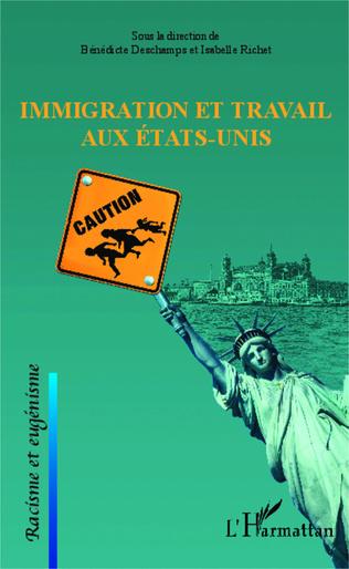 Couverture Immigration et travail aux États-Unis