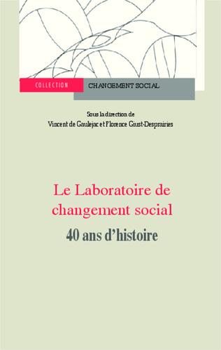 Couverture Laboratoire de changement social
