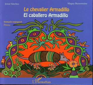 Couverture Le chevalier Armadillo