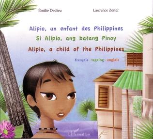 Couverture Alipio, un enfant des Philippines