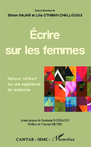 Couverture Ecrire sur les femmes