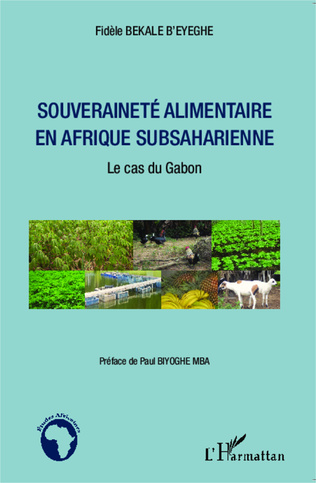 Couverture Souveraineté alimentaire en Afrique subsaharienne
