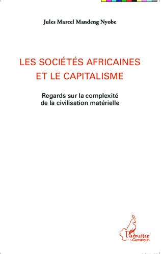 Couverture Les sociétés africaines et le capitalisme