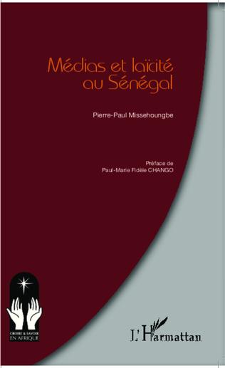 Couverture Médias et laïcité au Sénégal
